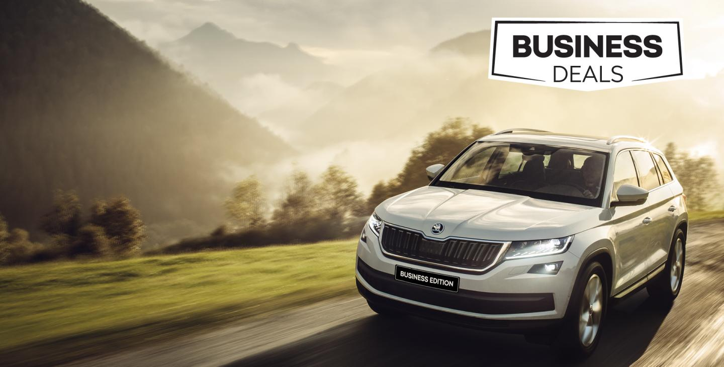 Businessdeals Business Edition Skoda Kodiaq