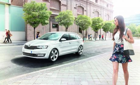 TB Skoda Rapid Spaceback