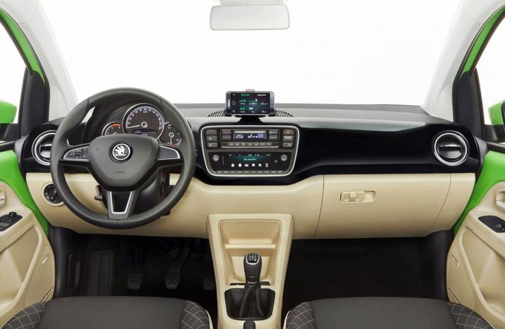 Citigo interieur